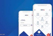 doi mat khau bidv smart banking