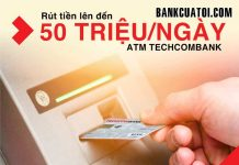 lam the atm techcombank