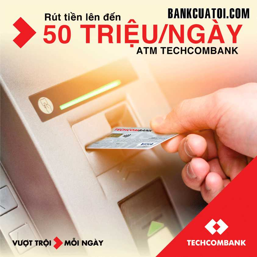lam the atm techcombank