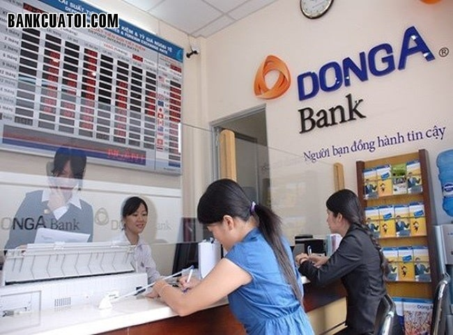 lam the atm dong a bank online