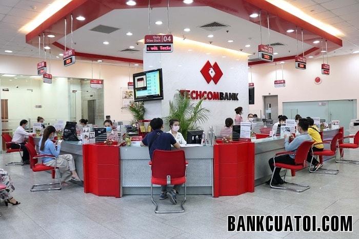 Lam lai the techcombank bi mat