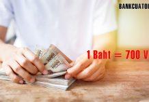 1 baht bang bao nhieu tien viet