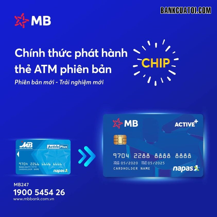 Lam the atm mbbank online