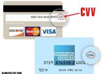 So cvv tren the atm techcombank