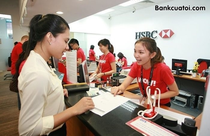 Lam the tin dung hsbc