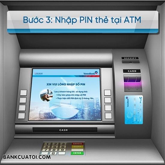 Cách sao ke bang luong vietinbank online