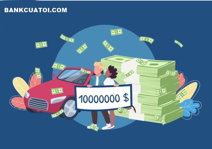 Lương 10 triệu vay được bao nhiêu tiền