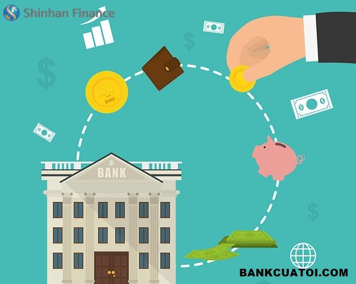 Tất toán khoản vay shinhan finance