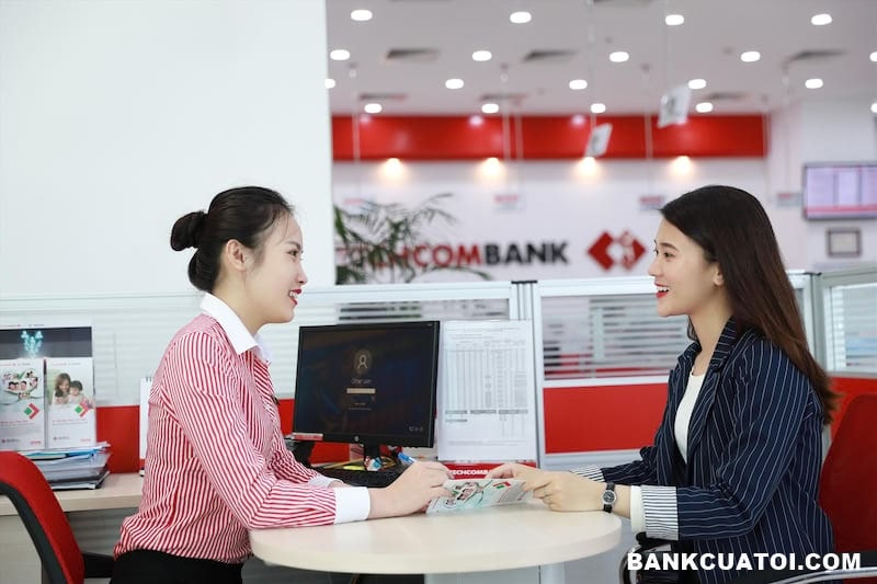 Bị nuốt thẻ atm Techcombank