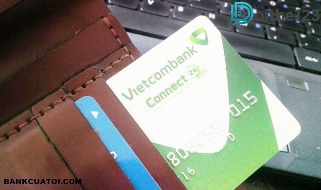 Hủy thẻ atm vietcombank