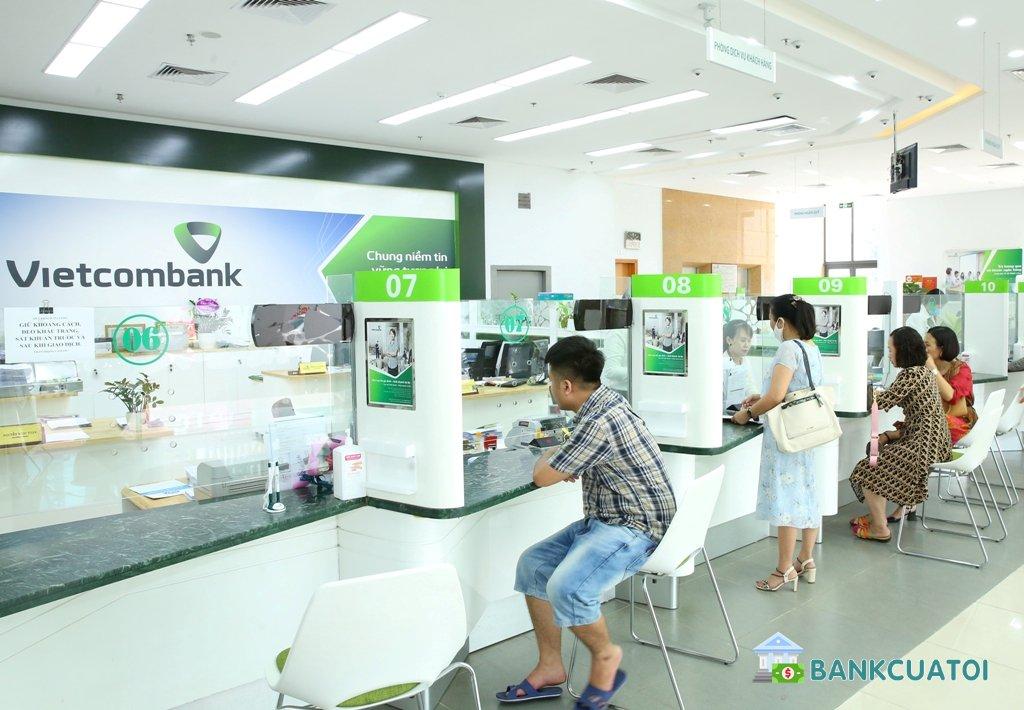 Đăng ký internet banking Vietcombank