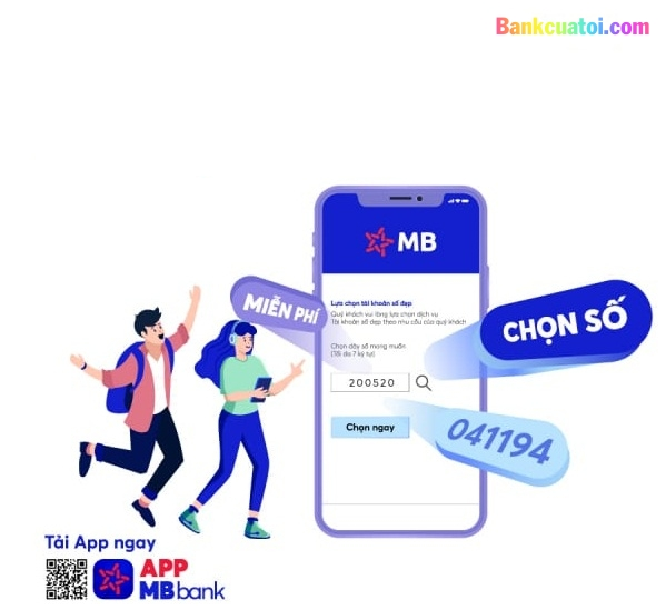 Xóa tài khoản mb bank online